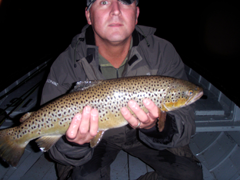 Loch Leven Fishing Report – Week Ending 28th August 2011