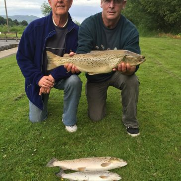 Loch Leven Fishing Report – Week Ending 26th June 2016