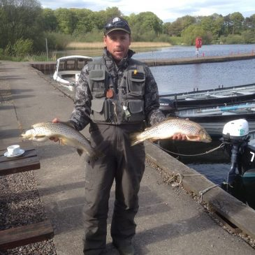 Loch Leven Fishing Report – Week Ending 18th May 2014