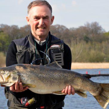 Loch Leven End of Season Fishing Report 2013