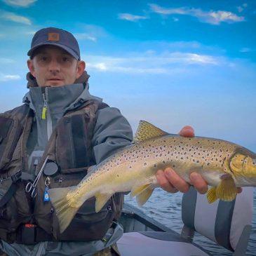 Loch Leven Fishing Report – Week Ending 25th July 2016