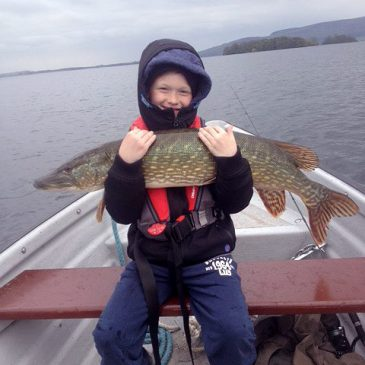 Loch Leven Fishing Report – Week Ending 22nd May 2016