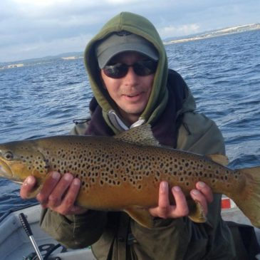 Loch Leven Fishing Report – Week Ending 14th September 2014