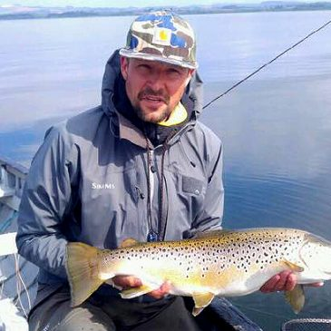 Loch Leven Fishing Report – Week Ending 30th May 2016