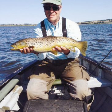 Loch Leven Fishing Report – Week Ending 7th Sept 2015