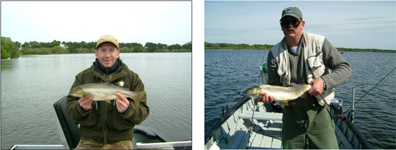 Loch Leven Fishing Report – Week Ending 1st May 2011