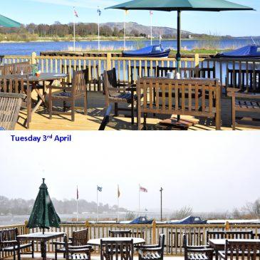 Loch Leven Fishing Report – Week Ending 3th April 2012 (Season Opens)