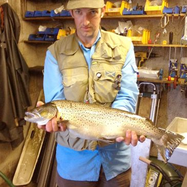 Loch Leven Fishing Report – Week Ending 25th May 2015