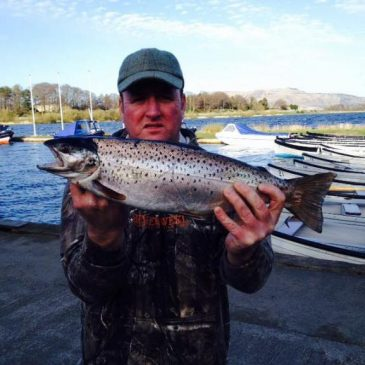 Loch Leven Fishing Report – Week Ending 16th April 2015