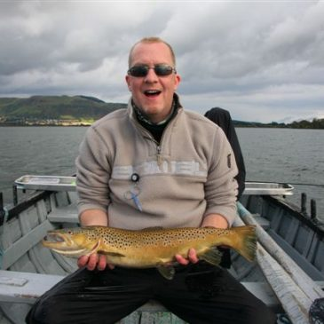Loch Leven Fishing Report – Week Ending 18th Sept 2011