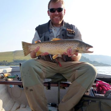 Loch Leven Fishing Report – Week Ending 1st September 2013