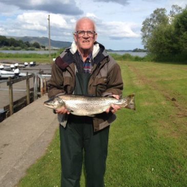 Loch Leven Fishing Report – Week Ending 29th June 2015