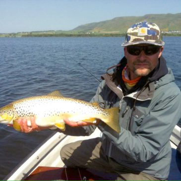 Loch Leven Fishing Report – Week Ending 6th June 2016