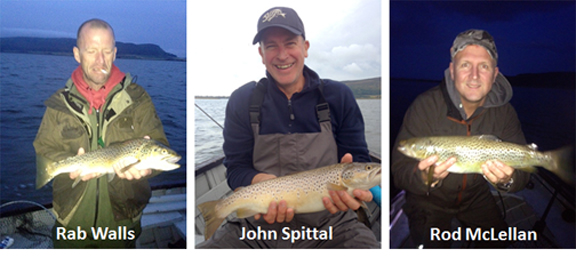 Loch Leven Fishing Report – Week Ending 4th August 2013