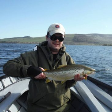 Loch Leven Fishing Report – Week Ending 20th April 2014