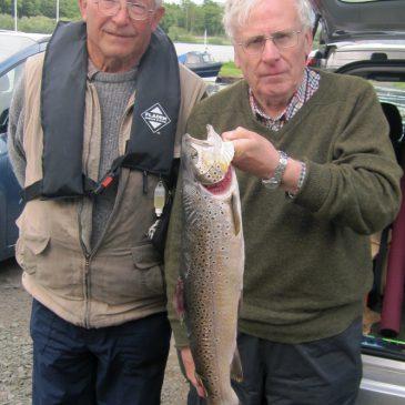 Loch Leven Fishing Report – Week Ending 16th June 2013