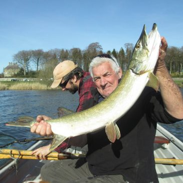 Loch Leven Fishing Report – week ending 17th April