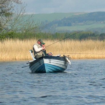 Loch Leven Fishing Report – week ending 24th April